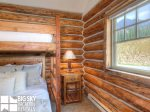 Cowboy Heaven Big Sky Cabin 15 Bandit, Bedroom 2, 3