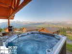 Cowboy Heaven Big Sky Cabin 15 Bandit, Private Hot Tub, 3