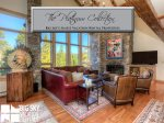 Big Sky Accommodation, Black Eagle Lodge 5, Living, 1