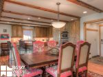 Big Sky Accommodation, Black Eagle Lodge 5, Dining, 3