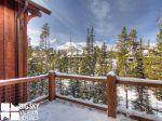 Big Sky Accommodation, Black Eagle Lodge 5, Deck, 3