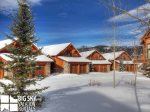 Big Sky Accommodation, Black Eagle Lodge 5, Exterior, 3