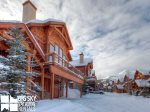Big Sky Ski Resort Lodging, Black Eagle Lodge 23, Exterior, 1