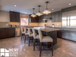 Big Sky Ski Resort Lodging, Black Eagle Lodge 23, Kitchen, 3