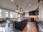 Big Sky Ski Resort Lodging, Black Eagle Lodge 23, Kitchen, 4