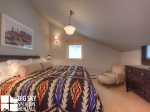 Big Sky Montana Condos, Black Eagle Lodge 24, Bedroom 3, 2