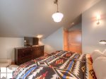 Big Sky Montana Condos, Black Eagle Lodge 24, Bedroom 3, 3