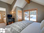Big Sky Resort, Powder Ridge 9A Red Cloud, Master Bathroom 1, 1