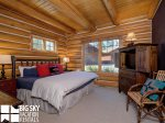 Big Sky Resort, Powder Ridge 9A Red Cloud, Den Bedroom, 2