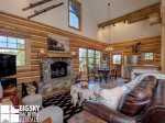 Big Sky Resort, Powder Ridge 9A Red Cloud, Living Room, 1