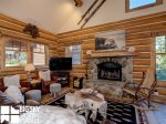 Big Sky Resort, Powder Ridge 9A Red Cloud, Living Room, 3