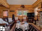 Big Sky Resort, Powder Ridge 9A Red Cloud, Living Room, 4
