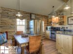 Big Sky Cowboy Heaven Cabin 11 Derringer, Dining, 3