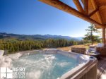 Big Sky Cowboy Heaven Cabin 11 Derringer, Private Hot Tub, 1