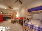 Big Sky Black Eagle Lodge 25, Bedroom 2, 3