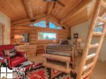 Lodges Big Sky Resort, Big Dog Lodge, Bedroom 2, 4