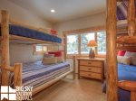 Lodges Big Sky Resort, Big Dog Lodge, Bedroom 4, 1