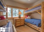 Lodges Big Sky Resort, Big Dog Lodge, Bedroom 4, 2