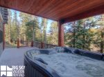 Lodges Big Sky Resort, Big Dog Lodge, Private Hot Tub, 2