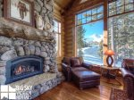 Lodges Big Sky Resort, Big Dog Lodge, Living, 2