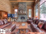 Lodges Big Sky Resort, Big Dog Lodge, Living, 4