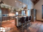 Big Sky Resort, Cowboy Heaven Luxury Suite 7D, Kitchen, 1