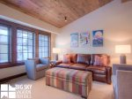 Big Sky Resort, Cowboy Heaven Luxury Suite 7D, Loft, 1