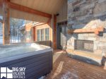 Big Sky Resort, Cowboy Heaven Luxury Suite 7D, Private Hot Tub, 3