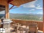 Big Sky Resort, Cowboy Heaven Luxury Suite 7D, Deck, 3