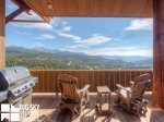 Big Sky Resort, Cowboy Heaven Luxury Suite 7D, Deck, 4