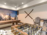 Big Sky Resort, Cowboy Heaven Luxury Suite 7D, Shared Complex Game Room, 3