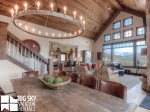 Big Sky Resort, Cowboy Heaven Luxury Suite 7D, Dining, 1