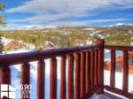 Big Sky Montana Cabins, Powder Ridge Chief Gull 1, Bedroom 3 Private Deck, 1