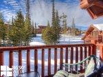 Big Sky Montana Cabins, Powder Ridge Chief Gull 1, Bedroom 4 Private Deck, 1