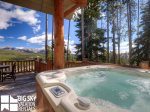Moonlight Mountain Homes 4 Indian Summer, Private Hot Tub, 1