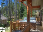 Moonlight Mountain Homes 4 Indian Summer, Private Hot Tub, 3