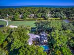 Golf Course Views at 17 South Live Oak