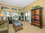 1839 Beachside Tennis - Updated 2 bedroom vacation villa in the South Beach area of Sea Pines