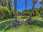 Spacious Backyard with Lagoon Views at 26 Sea Lane