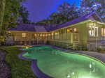 Enjoy a Night Swim at 6 Ketch