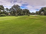 View of the Fazio Golf Course from 30 Heath Drive in Palmetto Dunes Plantation