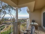 Spacious Balcony Overlooks Pool and Beach at 5306 Hampton Place