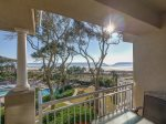 Private Balcony with Ocean Views at 5306 Hampton Place