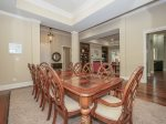 Formal Dining Room with Seating for 10 at 102 Baynard Cove