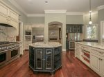 Fully Equipped Kitchen at 102 Baynard Cove