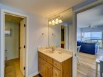 Private Master Bathroom with Walk In Shower at 313 Barrington Court