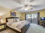 Master Bedroom with King Bed at 15 Fazio