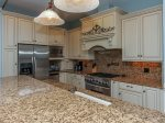 Fully Equipped Kitchen with Stainless Steel Appliances at 46 Shell Ring