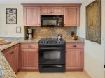 Fully Equipped Kitchen at 3230 Villamare