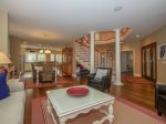 Open Floor Plan at 4 Strath Court